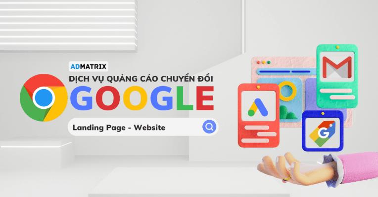 dich vu quang cao chuyen doi googl ads Admatrix size ngang